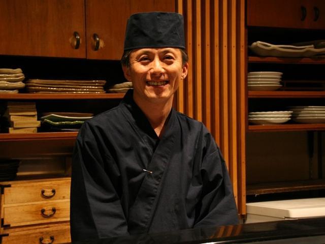 画像: ご主人の仲村健太郎さんは、浜松の出身。京都や大阪、香港、北京などで日本料理の腕を奮って、独立されたそう。
