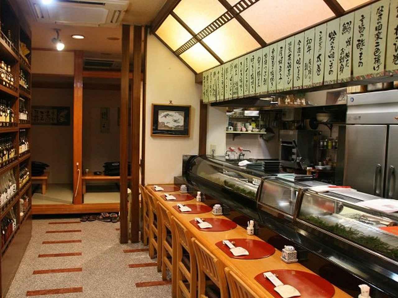 画像: 仙台の国分町と言えば東北屈指の繁華街。その一画、定禅寺通りと広瀬通りを結ぶ晩翠通りにある寿司『百々(どど)』。