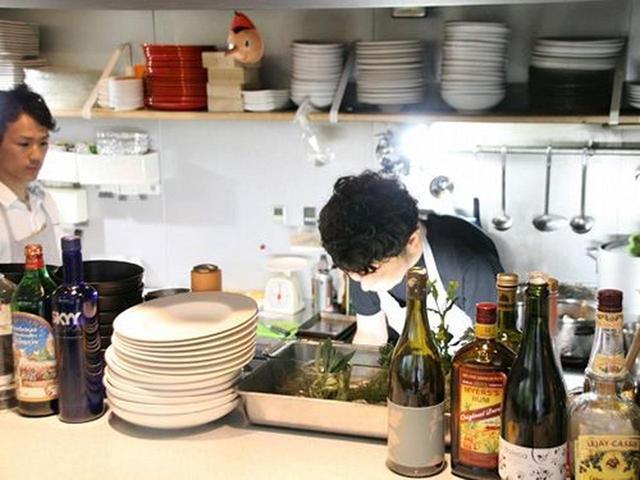 画像: シェフは札幌市出身の西島祥之さん。「ここでしか味わうことのできない十勝イタリアン」がコンセプトです。