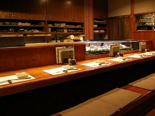画像: 浜松の食文化の底上げと地域貢献に少しでも寄与したいと、地元の漁港や各地から産地直送された美味しい魚を提供しています。