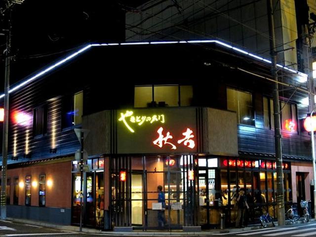 画像: やはり福井片町店は別格、本店的な位置づけです。店内は広々。カウンターのほか、奥にはテーブル席がずらり。