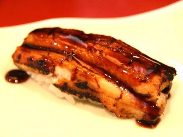 画像: こちらは、参考に。松島の穴子。サクサクっと、ふわふわっとした食感。