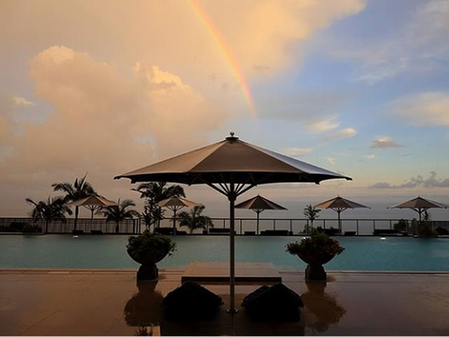 画像: オーベルジュ型リゾートホテル「sankara hotel & spa屋久島」(サンカラ)。