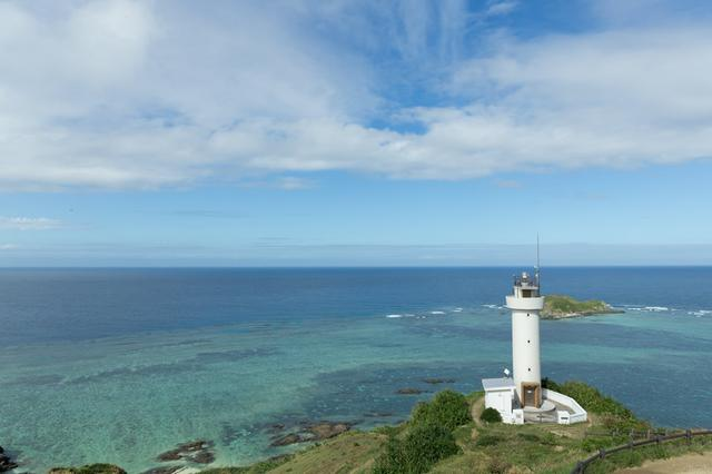 画像: 平久保崎灯台