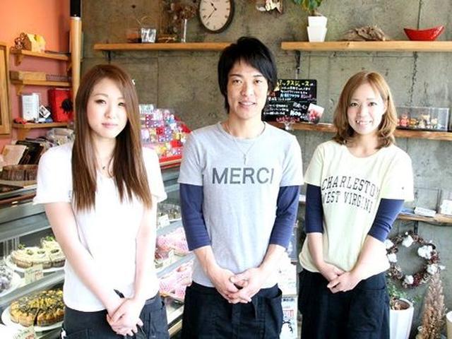 画像: 『おまち堂』は岡山市南区洲崎にあって、和田嗣雄さんは、そちらで働き、こちらの問屋町の支店を任された後、引き継いだのだとか。