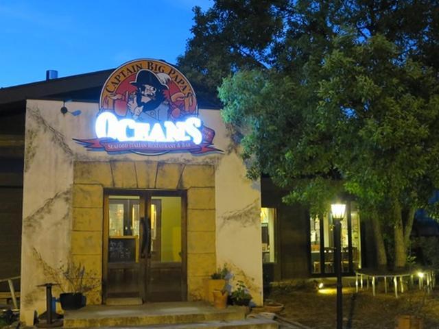 画像: サプライズという言葉がぴったりのシーフードレストラン「OCEANS」。フードテーマパーク的なワクワク感が随所に!