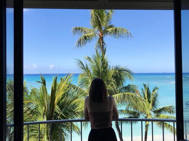 画像: ホテル:モアナ・サーフライダー・ウェスティン・リゾート(本人写真)