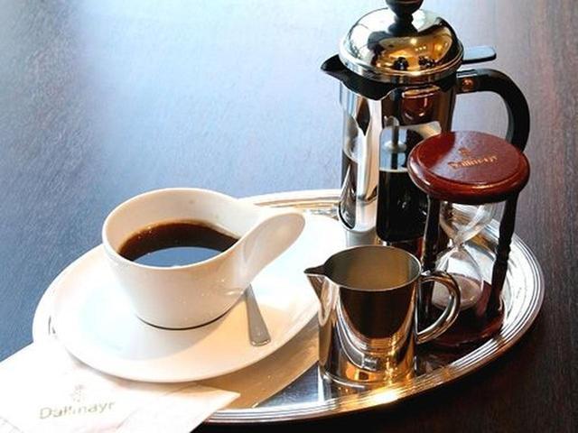 画像: もちろんダルマイヤーはコーヒー&紅茶にも定評あり。こちらは、イルガチェッフェというコーヒー。