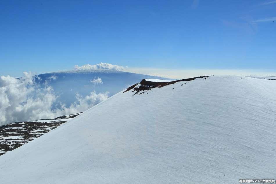 画像: マウナ・ケア山(Mauna Kea)