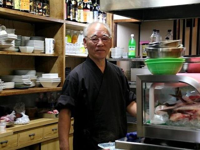 画像: ご主人の小山薫さんは、京都や大阪などで日本料理の腕を揮い、田辺に戻ってお店を構えたそう。