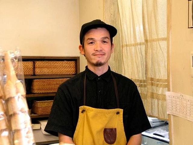 画像: オーナーは、掘洋介さん。創業は約20年前。もともとはお母さまがなさっていて、8年位前にこちらへ移転してきたそう。