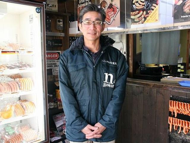 画像: ご主人は池田智巳さん。敷地内にはオートバイのガレージもあります。バイクが大好きみたい。