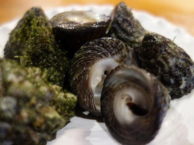 画像: 「くろべ」という貝も名物です。全国的には「がんがら」というそうですが、それすら知らず(汗)。
