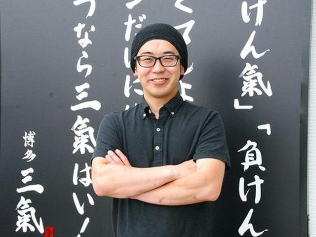 画像: 店長の石田智之さん。今日はよろしくお願い致します!