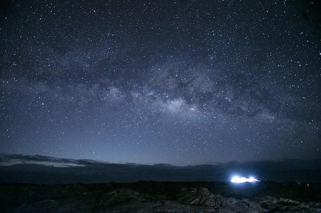 画像: 星空観賞のベストスポットとしても有名なマウナケア