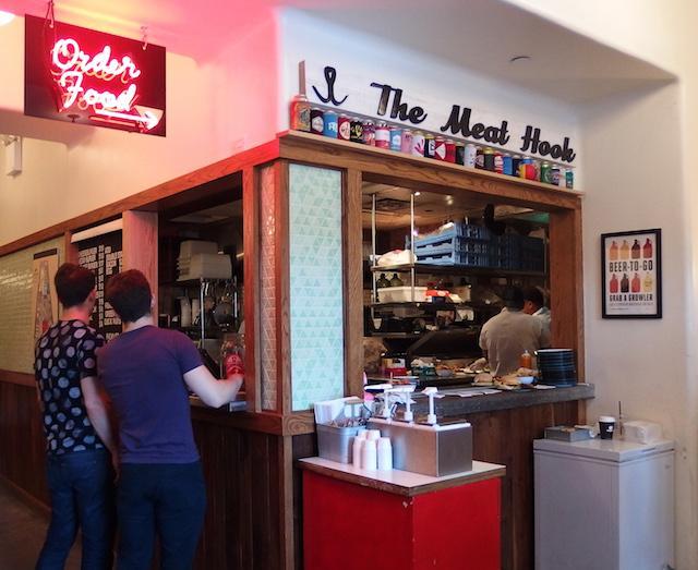 画像: フードは地元の農場から仕入れた良質の肉を取り扱っているブルックリンの肉専門店、「ザ ミート フック」から。