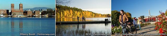 画像1: ノルウェー 自然と暮らしが調和する美しき首都オスロへ