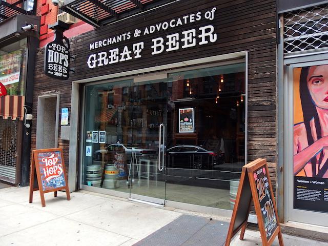 画像: Top Hops Beer Shop(トップ・ホップス・ビール・ショップ)
