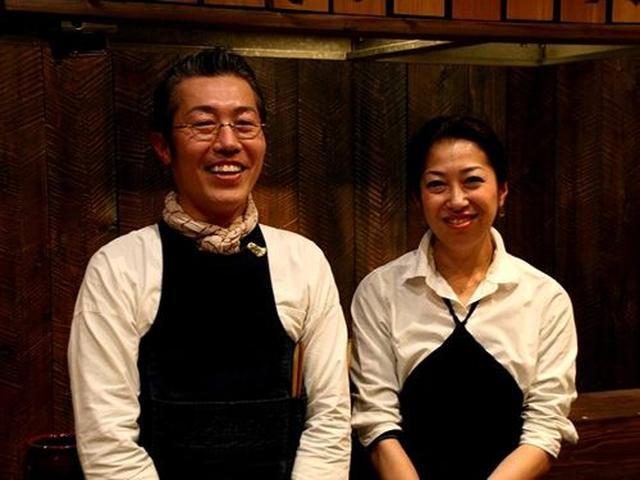 画像: ご主人の木村恵一さんと奥様が切り盛りするお店。もともとは京町にあり、2013年にこちらへ移転してきました。
