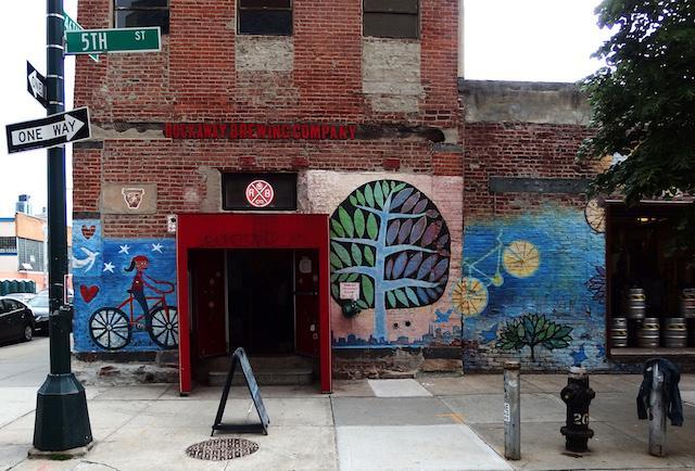 画像: Rockaway Brewing Company(ロッカウェイ・ブルーイング・カンパニー)