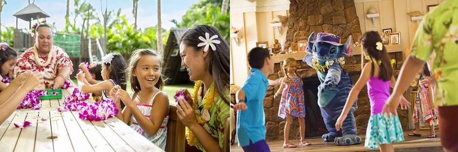 画像: 03.キッズクラブでハワイ&ディズニーのアクティビティ体験