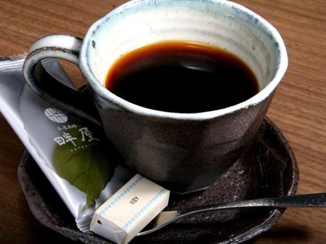 画像: スペシャリティ珈琲 畔屋ブレンド。日本スペシャルティコーヒー協会のカップ評価基準に基づく、風味豊かなコーヒー。