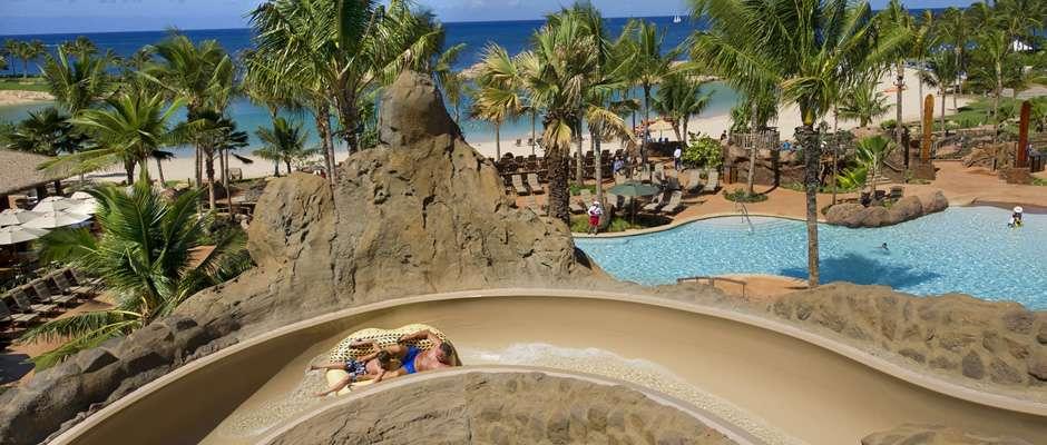 画像: 02. 子供が楽しく過ごせる充実したリゾートプール