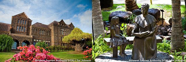 画像: ハワイ最大級の博物館で歴史や文化に触れる