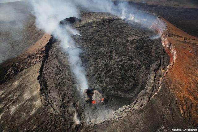 画像: キラウエア火山(Kīlauea)