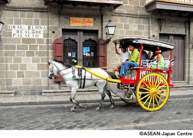 画像: フィリピンの魅力が凝縮された「メトロマニラ」を旅する。