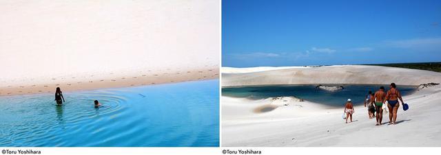 画像: 砂と水が生み出す絶景 ブラジルの「レンソイス」へ