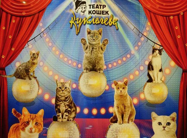画像2: ククラチョフ猫劇場