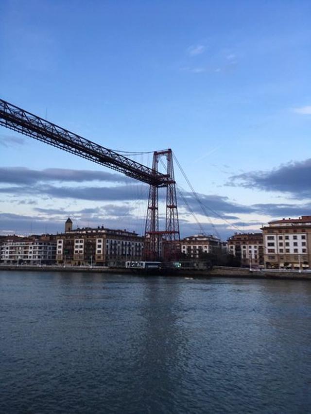 画像: ビスカヤ橋