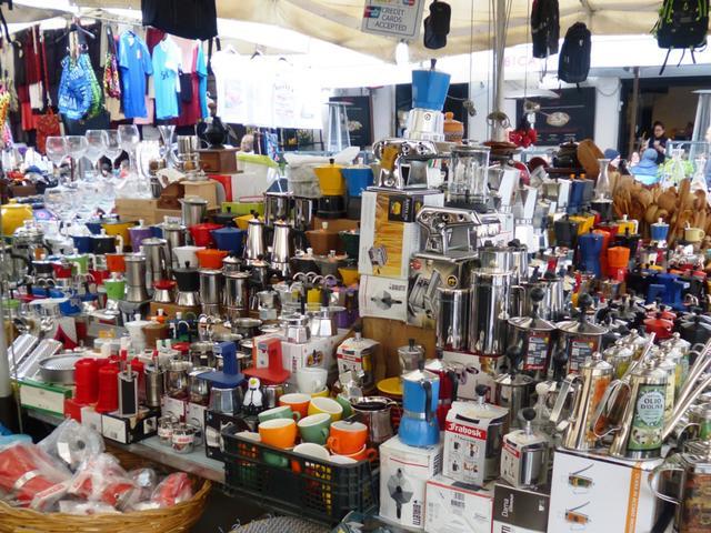 画像3: カンポ・ディ・フィオリ市場