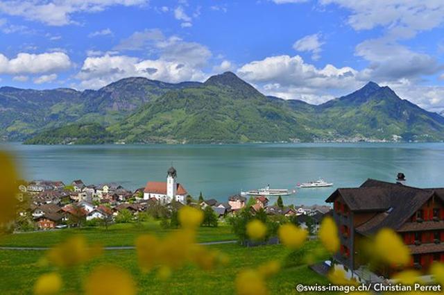 画像3: スイス・アルプス 絶景鉄道旅行