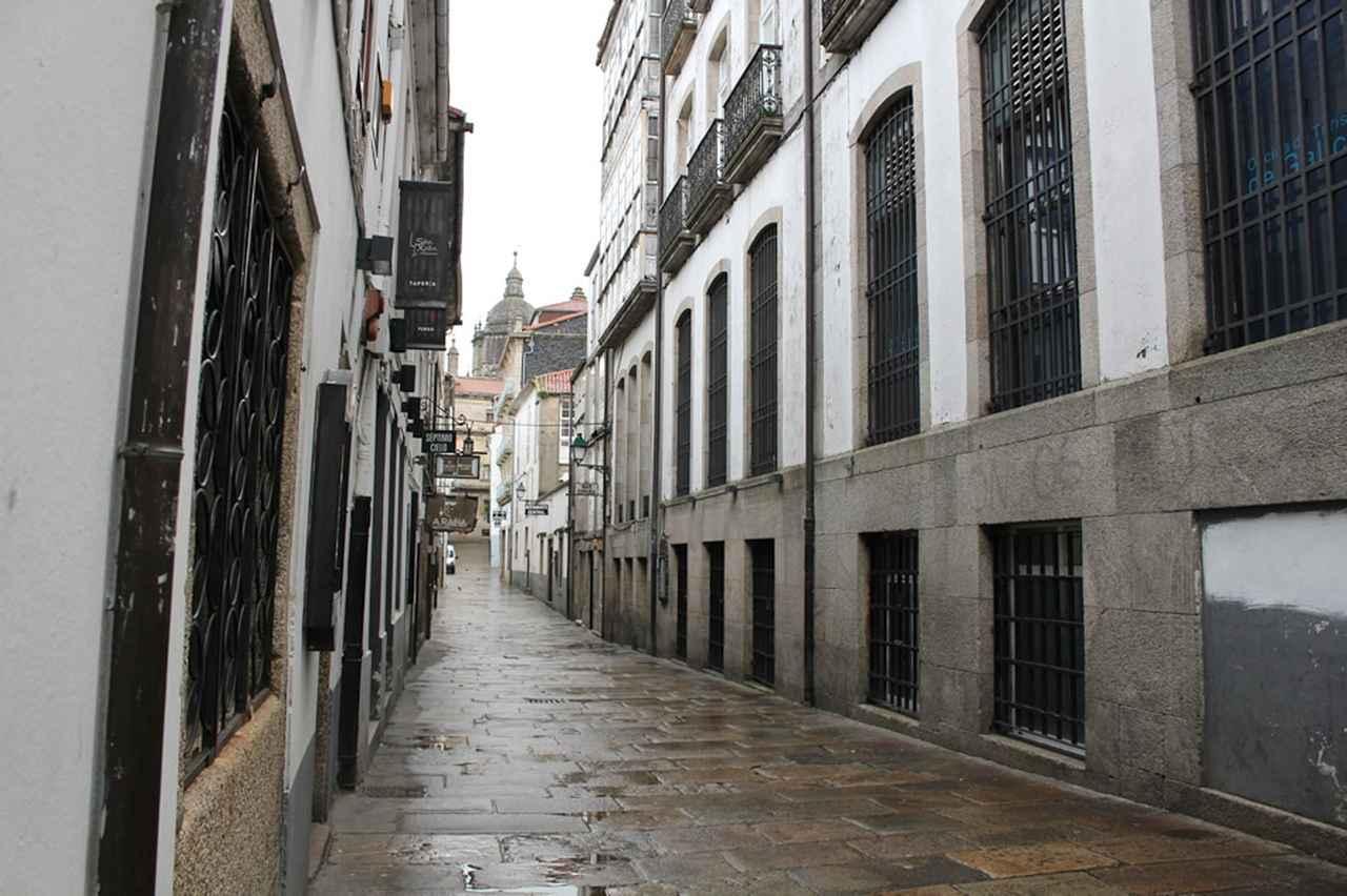 画像: 憧れのサンティアゴ巡礼道を自分のペースで歩く。