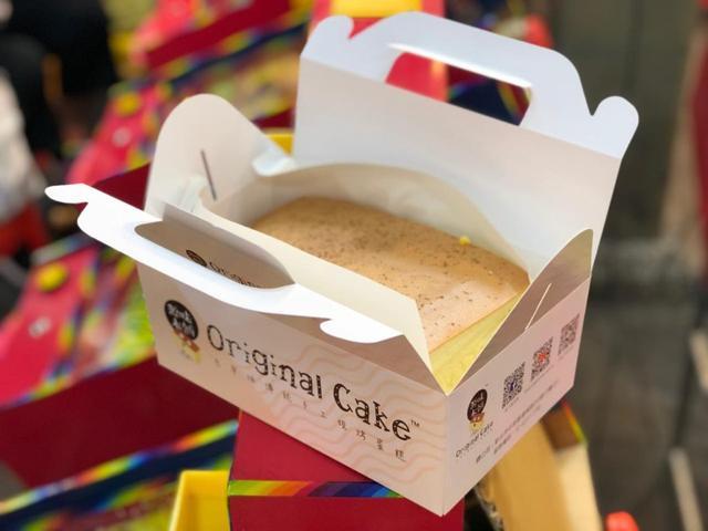画像4: 「現烤蛋糕」で台湾風ふわふわケーキをちぎり食べ