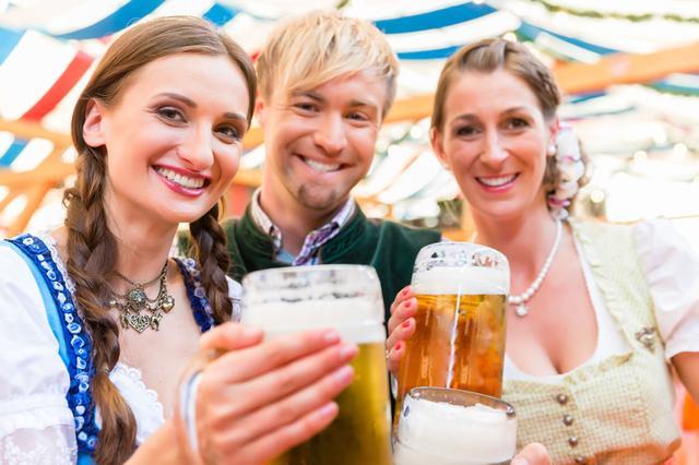 画像: 世界最大のビールの祭典「オクトーバーフェスト」の魅力。