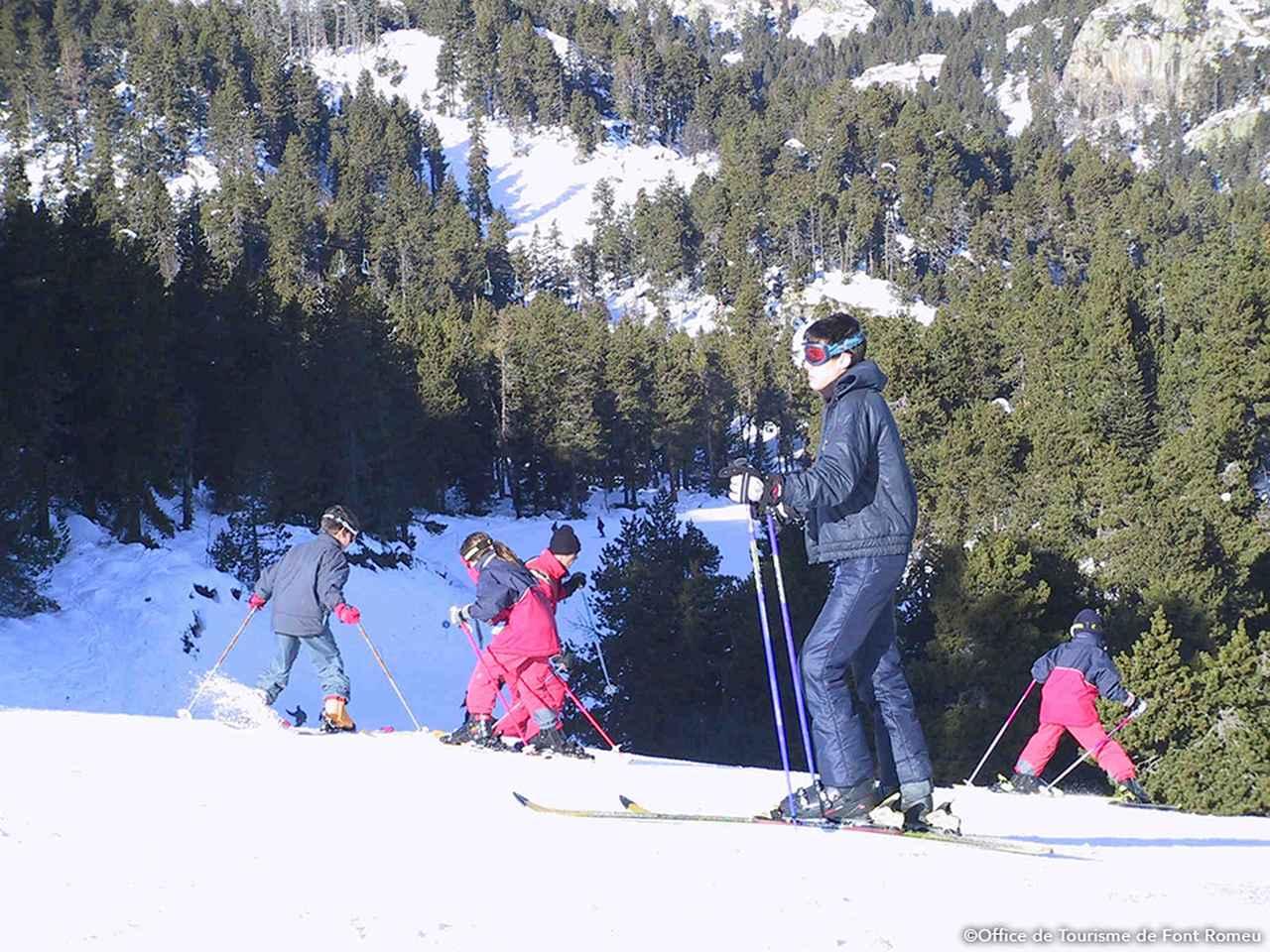 画像3: ピレネー山脈はウインタースポーツの楽園!