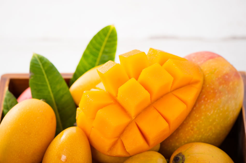 画像: 南国のフルーツと言えばマンゴー