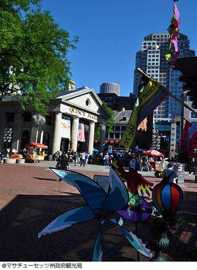 画像2: アメリカはじまりの地を歩く ボストン・フリーダムトレイルへ