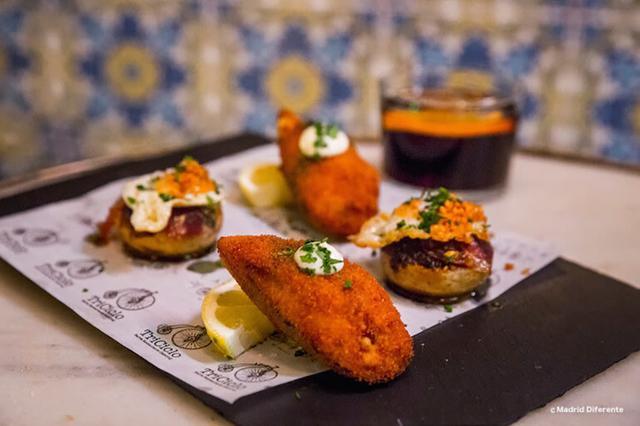 画像: スペインの小皿料理「タパス」は少量でたくさんの種類を味わえるのが楽しい