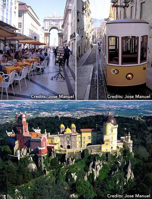 画像4: 美しき首都リスボンと歴史の港町ポルト 二都市をめぐるポルトガル旅情