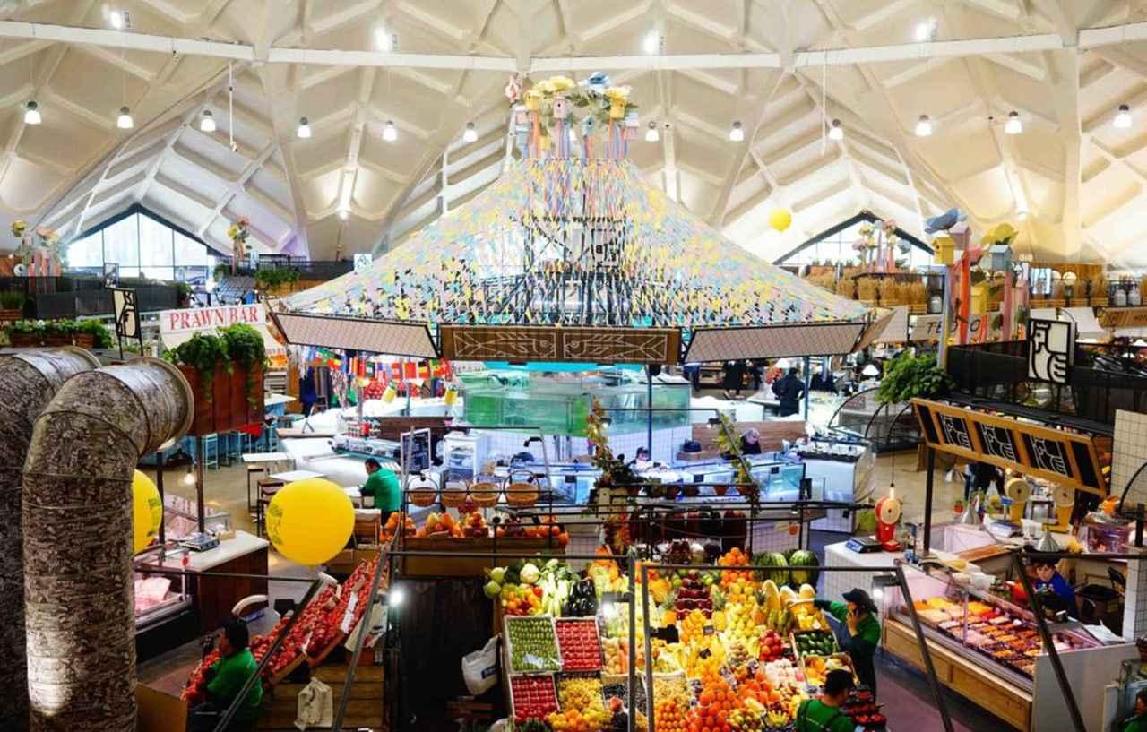 画像1: ダニロフスキー市場