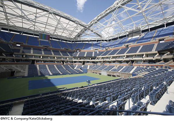 画像1: お目当ては全米オープンテニス!夏のニューヨーク旅へ