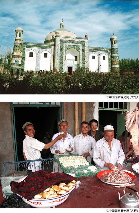 画像5: 美しき中国の西 シルクロードを旅する