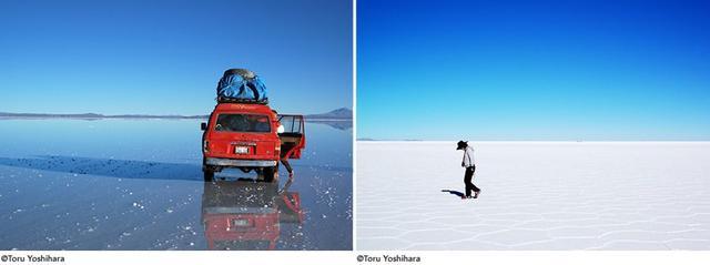 画像: 多彩な絶景が待ち受ける太陽の「ウユニ塩湖」