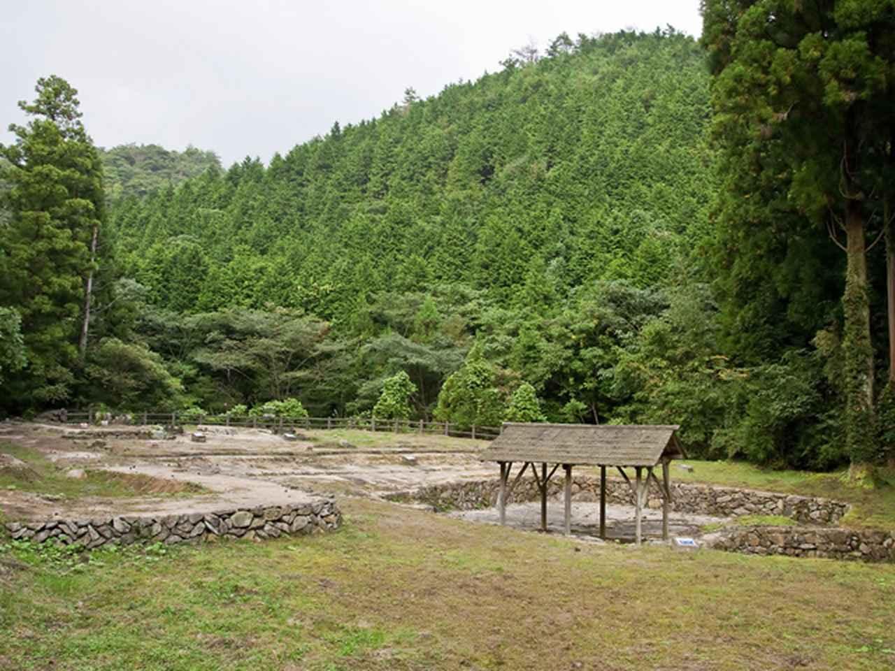 画像: 14:00 萩の世界遺産を巡る1:大板山たたら製鉄遺跡
