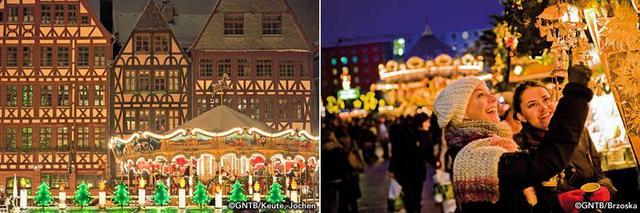 画像: クリスマスマーケットの本場ドイツを旅する。
