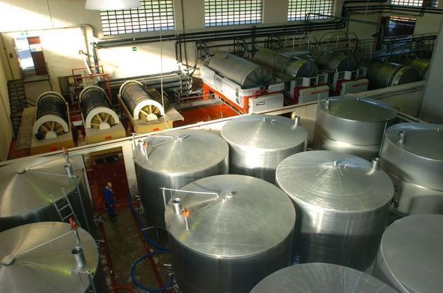 画像: 醸造の様子